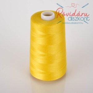 Varrócérna 5000yd (120) sárga 140760